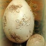 jajko z pastą srtukturalną