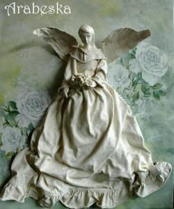 anioł w sukni_powertex